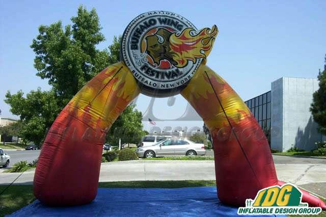 Buffalo Wings Entryway (3)