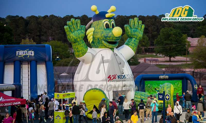 Columbia Fireflies Inflatables