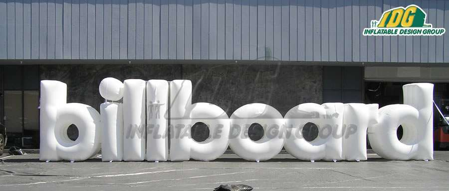inflatable signs