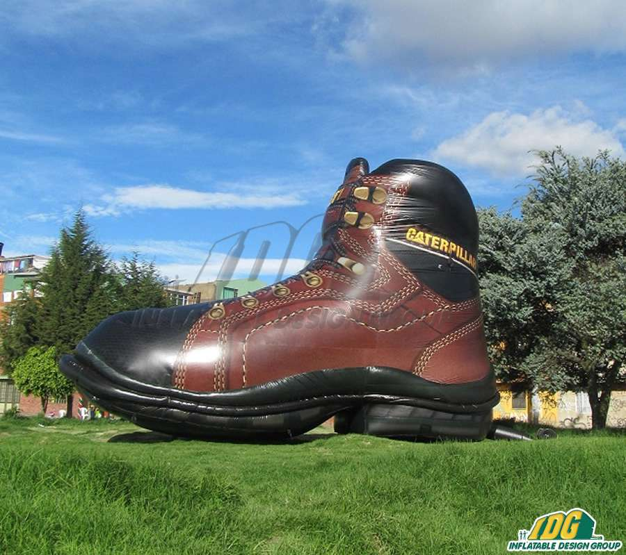 Take a Walk on the Wild Side with Inflatable Shoe Replicas 1