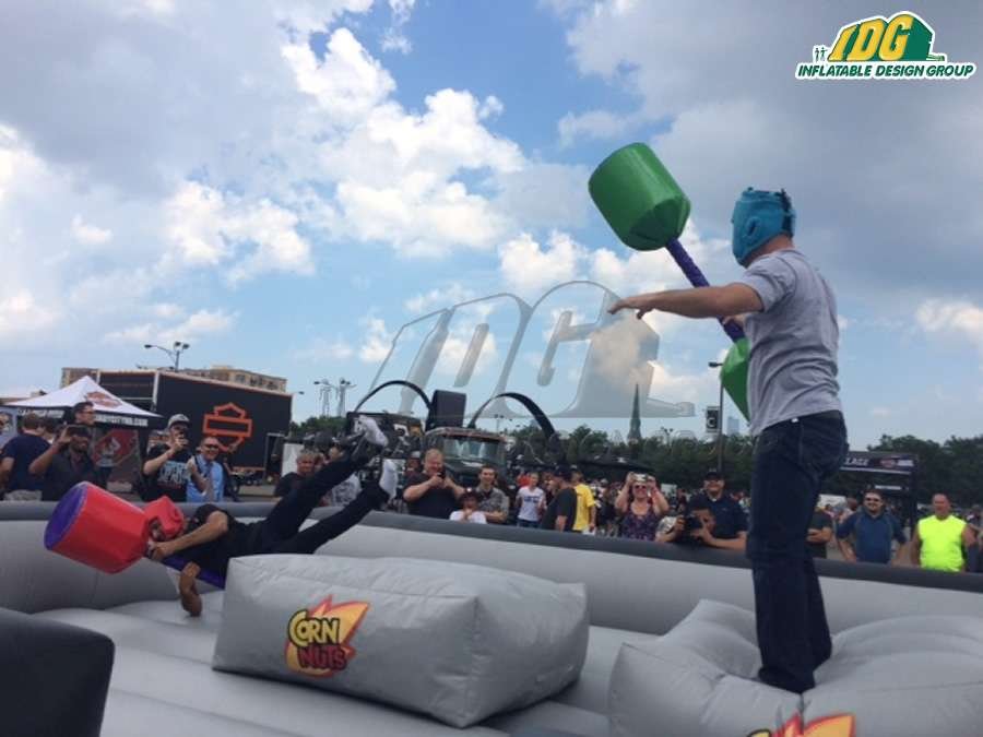 Inflatable Games? Challenge Accepted. 5