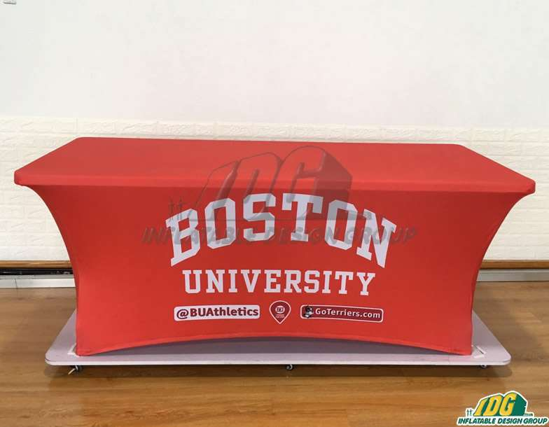 Boston University Table Cover