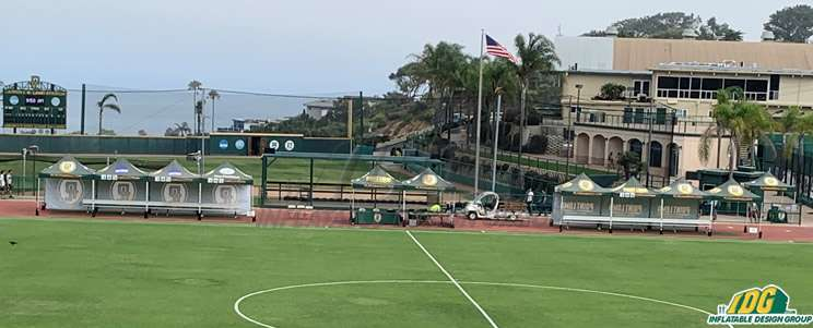 Point Loma Nazarene University Tent