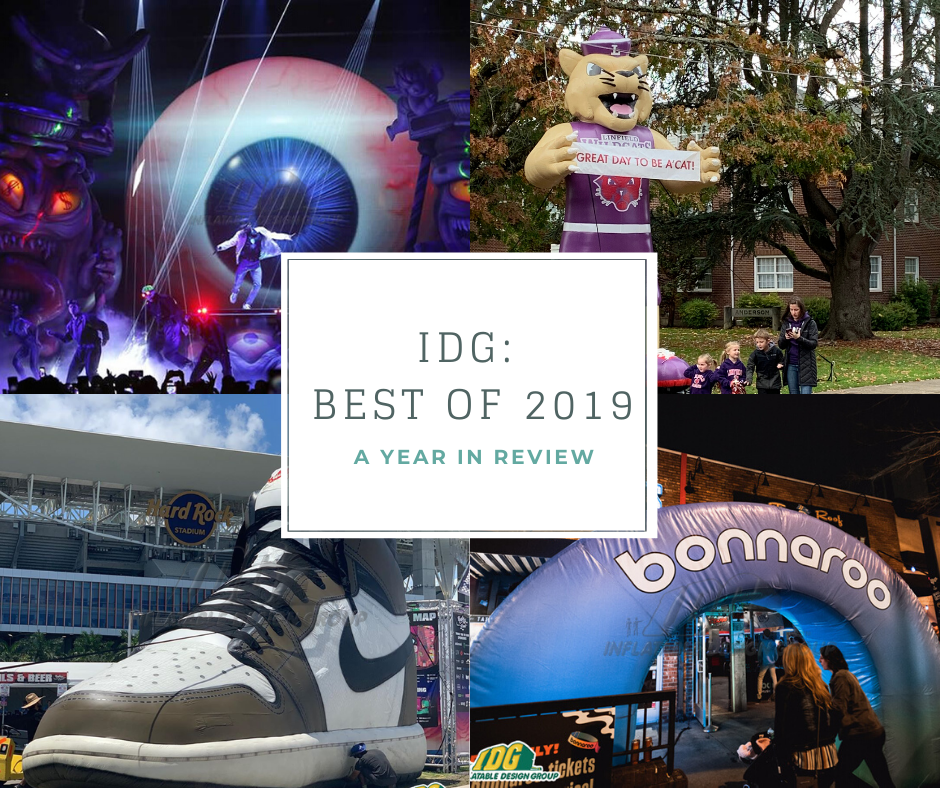 Custom Inflatable Review: IDG 2019