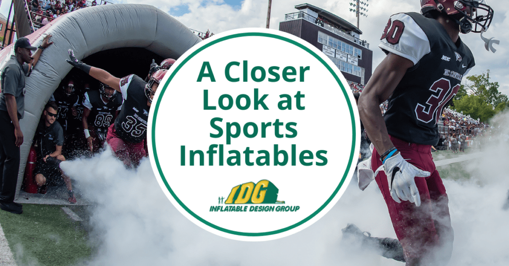 Look at Sports Inflatables